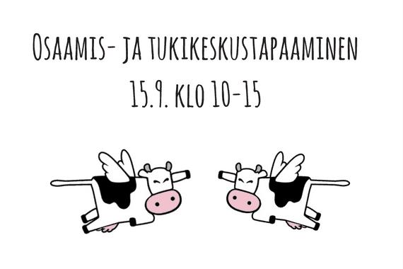 OSAAMIS- JA TUKIKESKUSTAPAAMINEN 15.9.2017