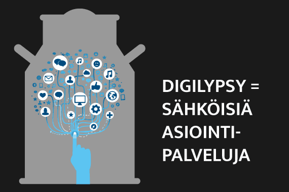 Digilypsy lupaa sähköisiä asiakaspalveluja Varsinais-Suomeen