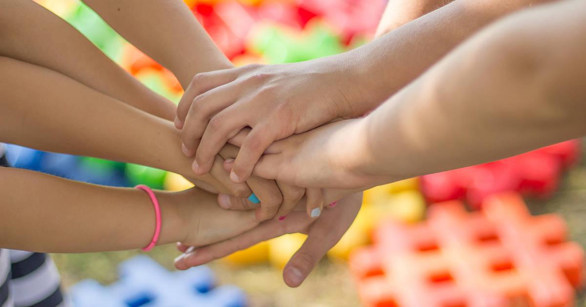 Päiväkoti ja koulu hyvinvointiyhteisönä