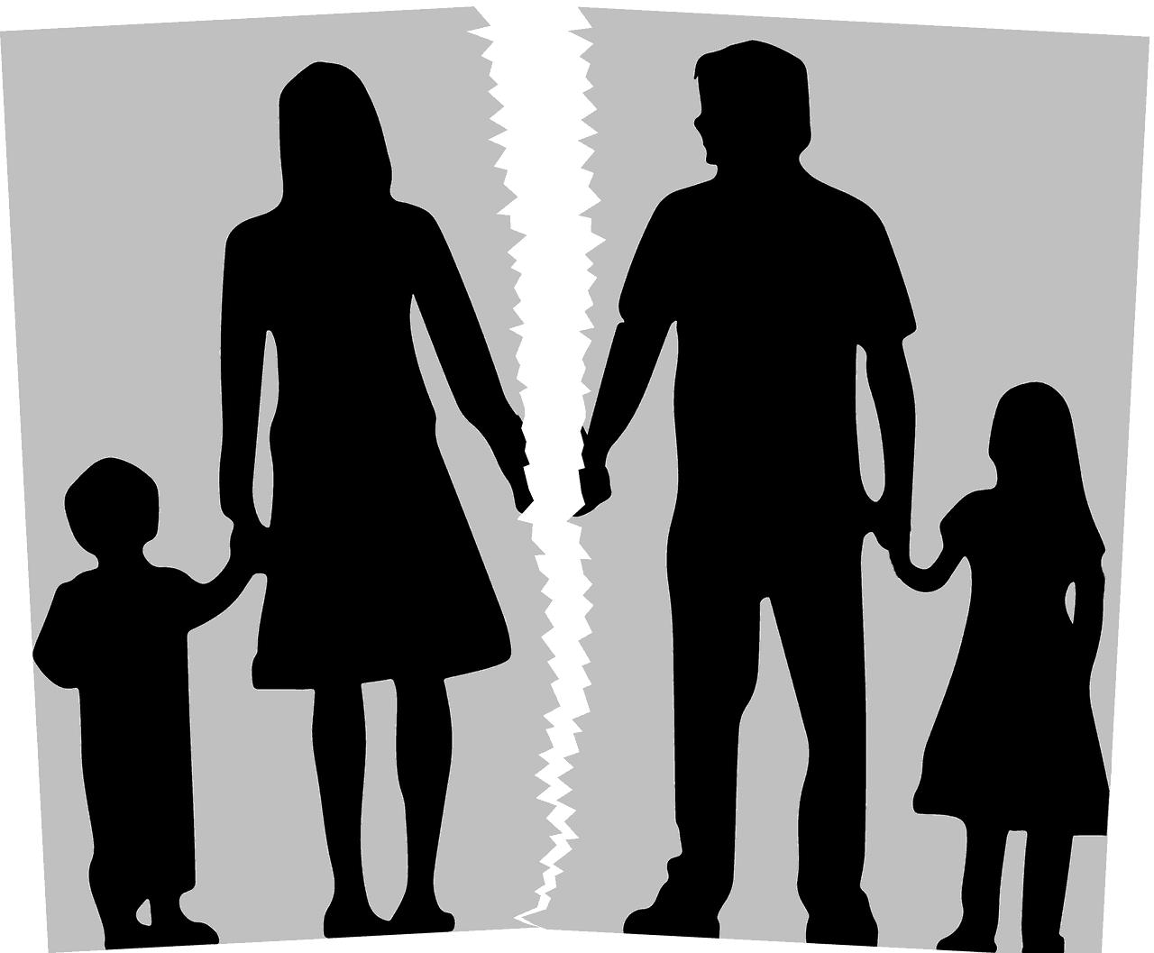 Ero lapsiperheessä osa 2