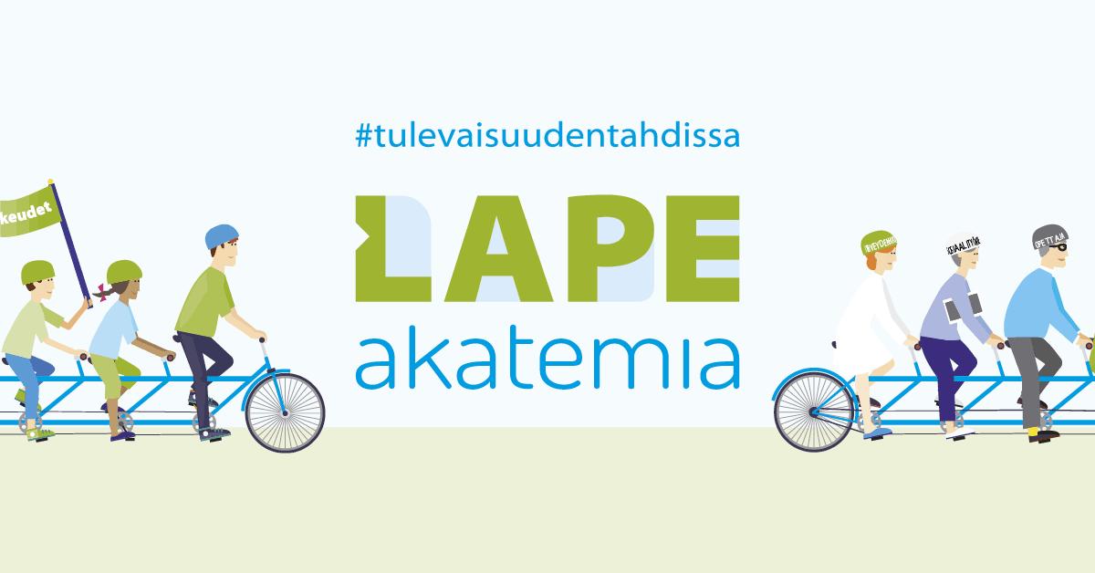 Varsinais-Suomen LAPE-akatemia 17.5. Turussa